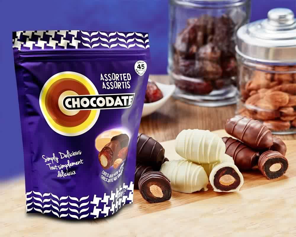 บรรจุภัณฑ์ช็อคโกแลต