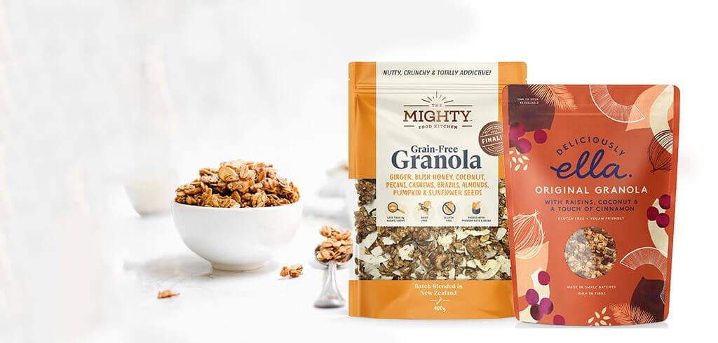 Granola Packaging 1