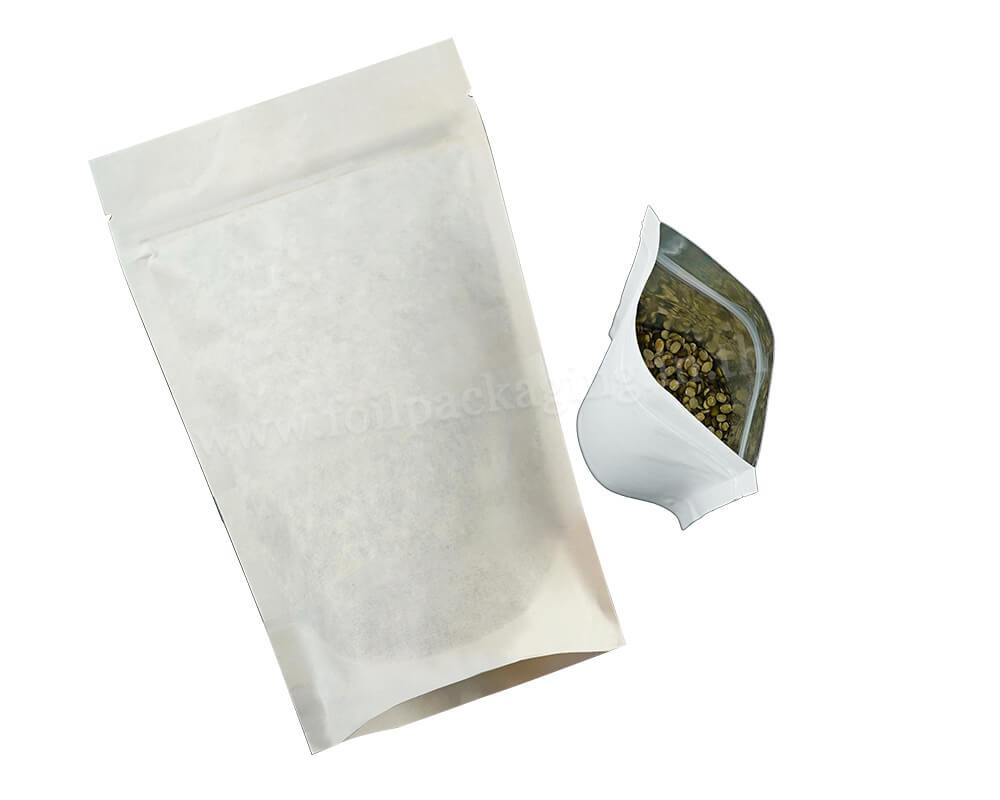 กระเป๋าใส่กระดาษขาว