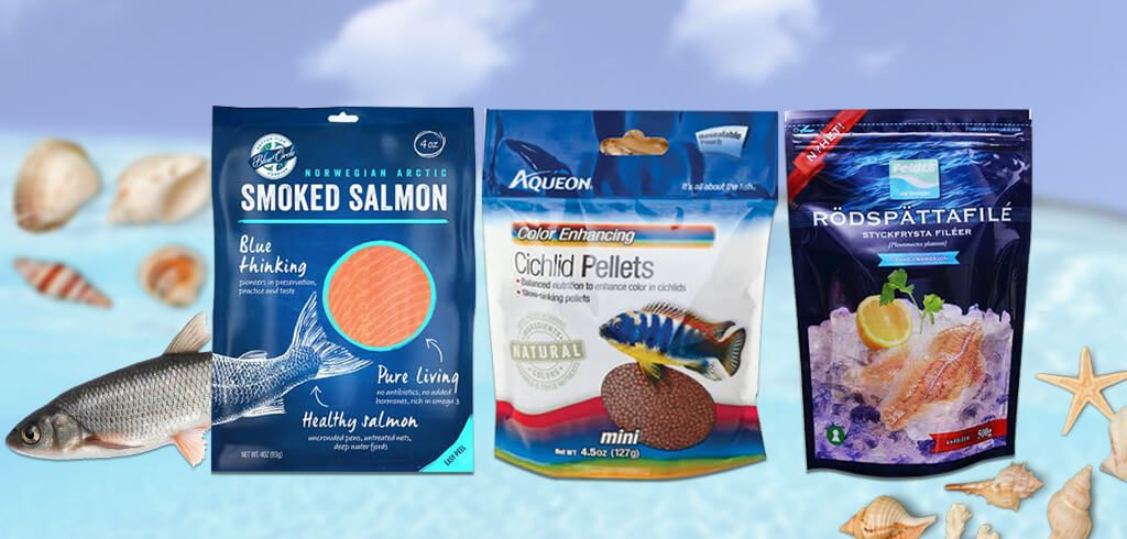 Fish Packaging Banner
